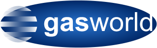 Gas world logo